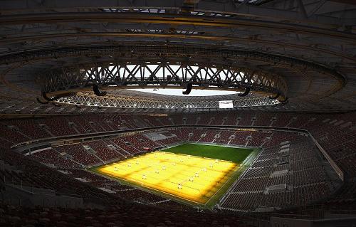 2018 Rusland VM-stadion parade