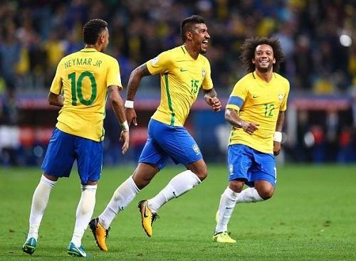 Brasilien skal være en af verdensmesterskaberne i 2018