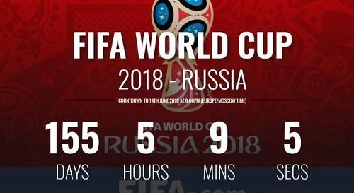 De vil stadig være i verdensmesterskabet i Rusland i 2018