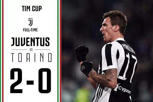 Juventus vinder Turin i top 4 af den italienske Cup