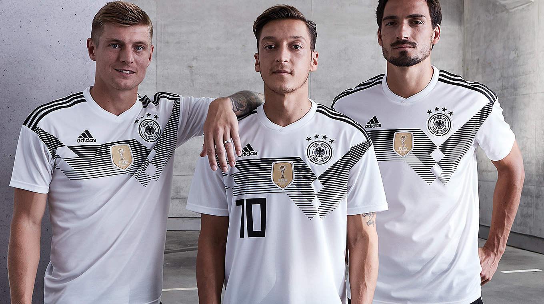Tyskland VM trøje 2018